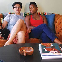 """Giving a Voice: """"Queer and Brown"""" podcast sparking conversation for a marginalized community"""