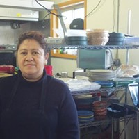 Gladys Sanchez is running the new restaurant on Route 51, Edgar's Authentic Mexican Cuisine.