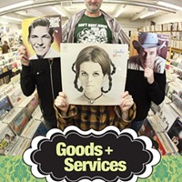 Goods + Services Readers' Poll Results