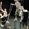 A new music-theater piece attempts to tell what it's like to have Parkinson's disease.