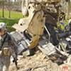 A local National Guardsman's Iraq documentary screens at Film Kitchen.