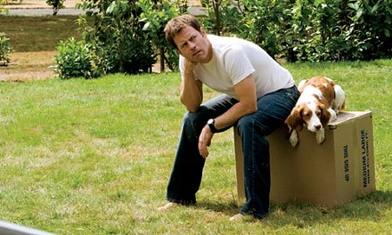 Greg Kinnear is dogged by relationships in Feast of Love.