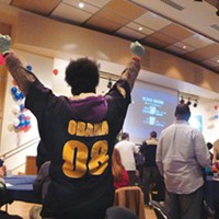 Grounded in Victory: Obama grassroots infrastructure proved to be the difference-maker