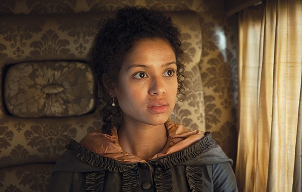 Gugu Mbatha-Raw as Dido
