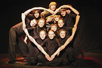 Hand Made Theatre, Pittsburgh International Children's Theater, trust arts
