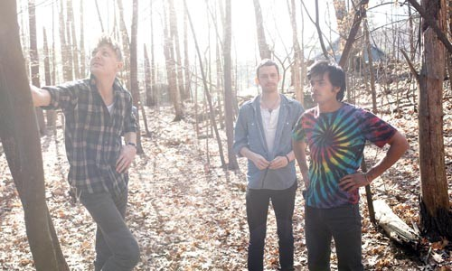 Handsome farmers: Yeasayer