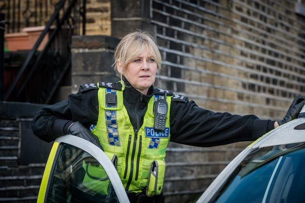 Happy Valley six-episode British crime series