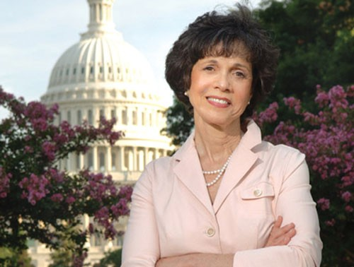 Healthy concerns: Devra Davis in Washington, D.C.
