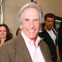 More than thirty years after The Fonz, Henry Winkler is still cruising along