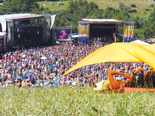 High on a mountaintop: 2010's All Good crowd takes it all in - PHOTO COURTESY OF RYAN SMITH
