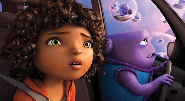 Home animated film