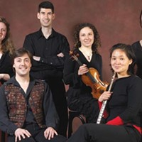 "New Music ensemble IonSound Project gives first ""in residence"" concert at Pitt"
