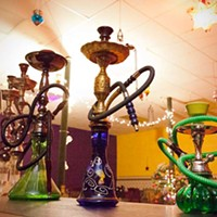 Dijlah Hookahs Photo by Heather Mull