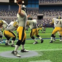 Artificial Turf: Video-game sim has Packers over the Steelers