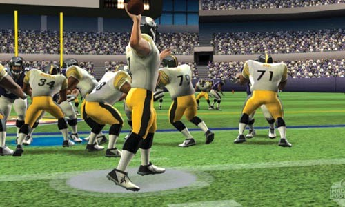 Hopefully Ben Roethlisberger can fare better on Sunday than he did in City Paper's video game simulation.