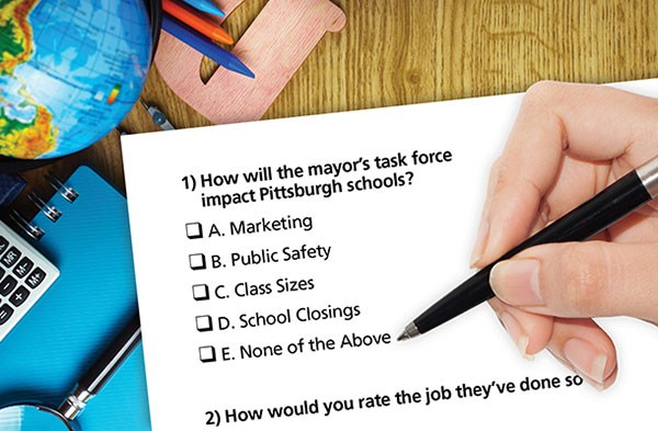 How will the mayor's task force impact Pittsburgh public schools