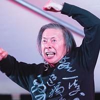Huang Xiang at City of Asylum, Oct. 18