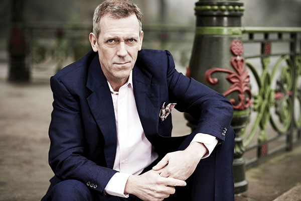 Hugh Laurie, Carnegie Library Music Hall