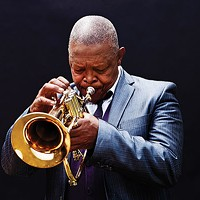 "Hugh Masekela still ""just making good music"" nearly 50 years after ""Grazing in the Grass"""