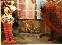 I Am Big Bird: The Caroll Spinney Story - PHOTO COURTESY OF DEBRA SPINNEY