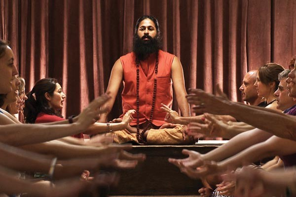 """I am not the guru"": Vikram Gandhi as Kumaré"
