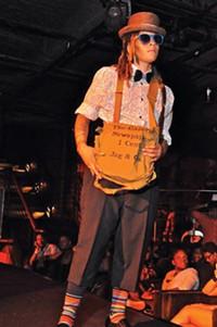 I-Dentify: All-Butch Fashion Show at the Warhol