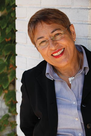 """I see the broader picture now"": Toi Derricotte. - PHOTO BY HEATHER MULL"
