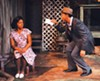 Ife Foy as Vera Dotson and Tru Verret-Fleming as Floyd Barton.