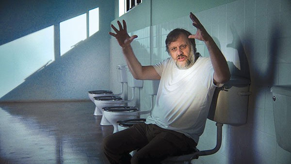 In search of meanings: Slavoj Zizek