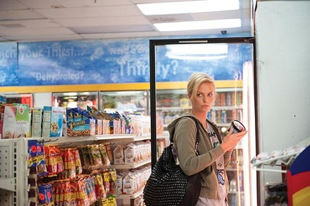 Inertia goes better with ice cream: Charlize Theron