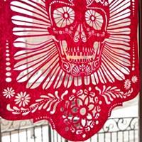 El Burro Comedor Interior detail at El Burro Photo by Heather Mull