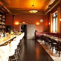 Tender Bar + Kitchen Interior Photo by Heather Mull