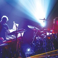 Improvised electro duo EOTO appeals to both dance fiends and the jam-band crowd
