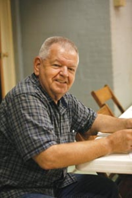 Jack Poloka, cultural ambassador - HEATHER MULL