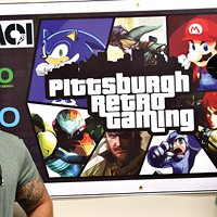 Video-game nostalgia on tap for inaugural Pittsburgh Retro Gaming Expo
