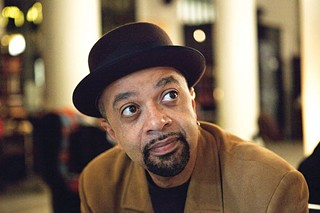 James McBride at Monday Night Lectures