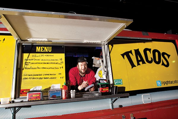 James Rich, Pittsburgh Taco Truck, food truck, best of