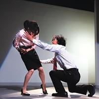 Japan's chelfitsch Theater Company sends up office life.