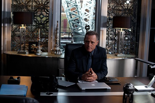 Jason Beghe is the NEW Hank Rearden