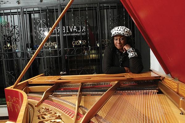 Jazz scholar: Dr. Geri Allen