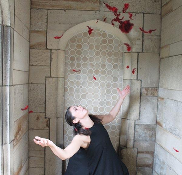 Jessica Marino of Shana Simmons Dance