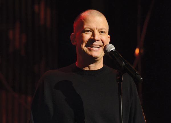 Jim Norton wants to pet a deer.