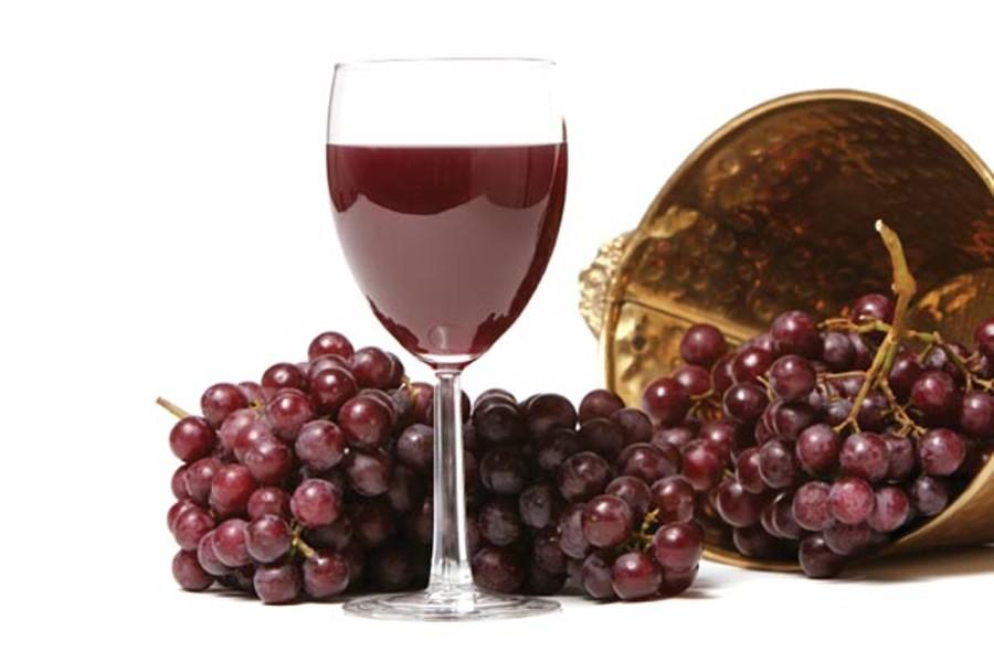 Вино домашнее лидия