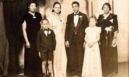 Joe Kennedy's relatives in 1949
