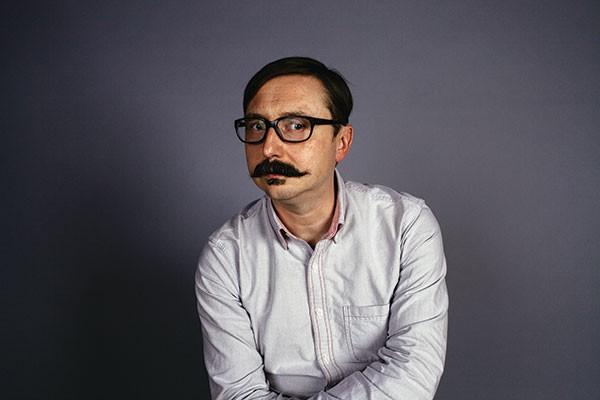John Hodgman returns to Pittsburgh