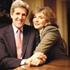 U.S. Sen. John Kerry discusses <i>This Moment on Earth</i>, his new book on the environment, co-authored with Teresa Heinz Kerry.