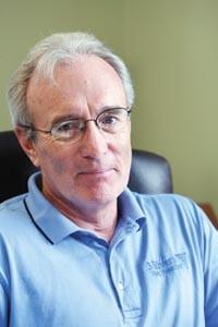 John Schombert, executive director of 3 Rivers Wet Weather - HEATHER MULL
