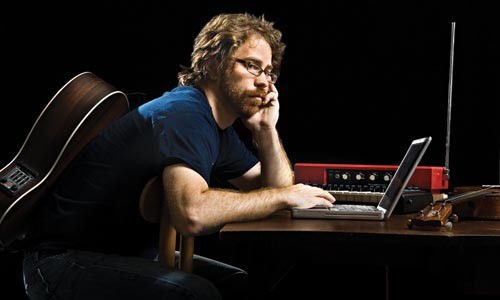 Jonathan Coulton - COURTESY OF DALE MAY