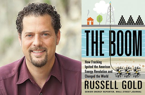 Journalist Russell Gold