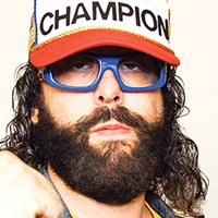 Judah Friedlander is among the headliners at the inaugural Pittsburgh Comedy Festival